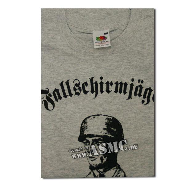 T-Shirt Deutscher Fallschirmjäger