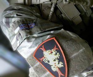 Britisches Combat Shirt Hot Weat