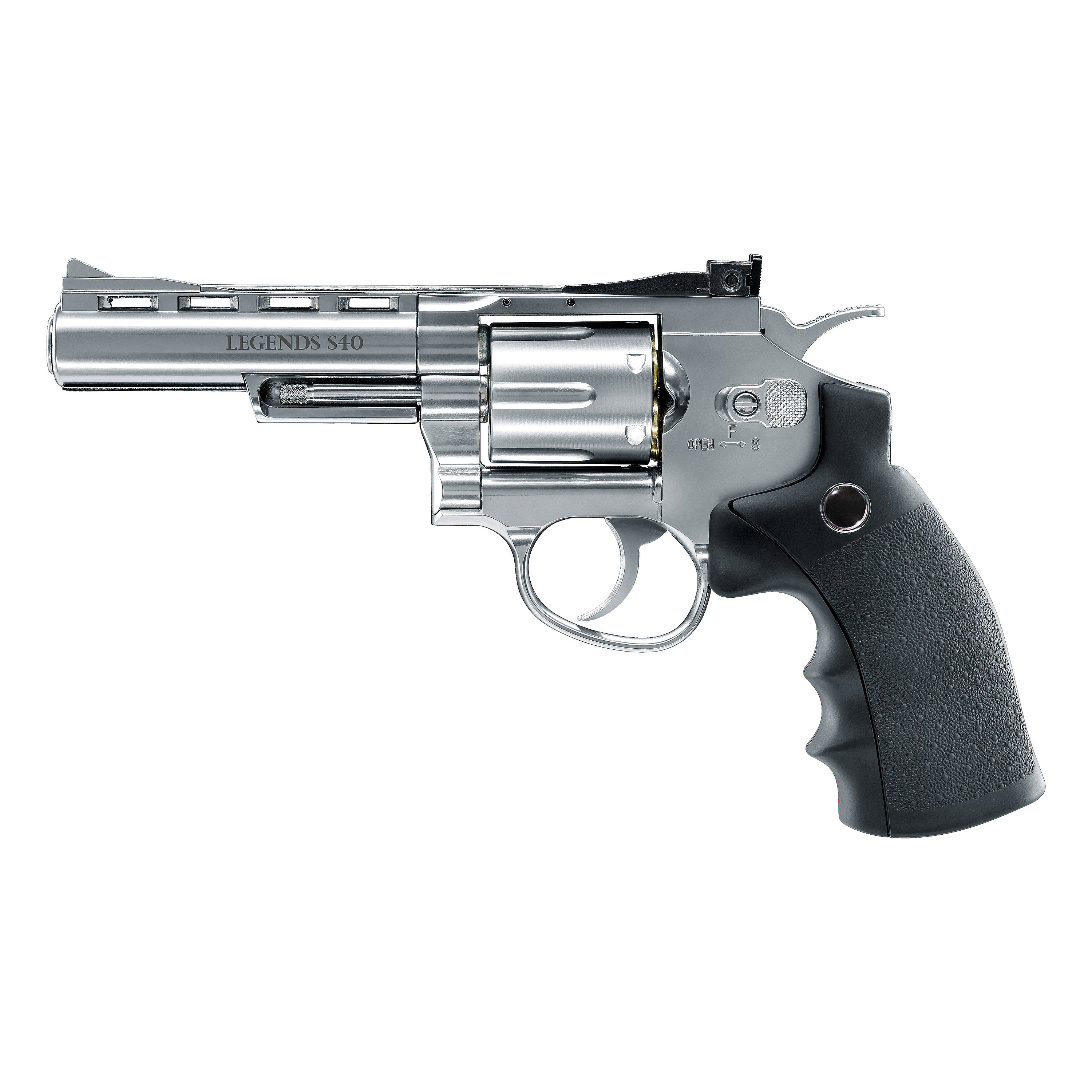 Legends Co2 Revolver S40 4.5 mm