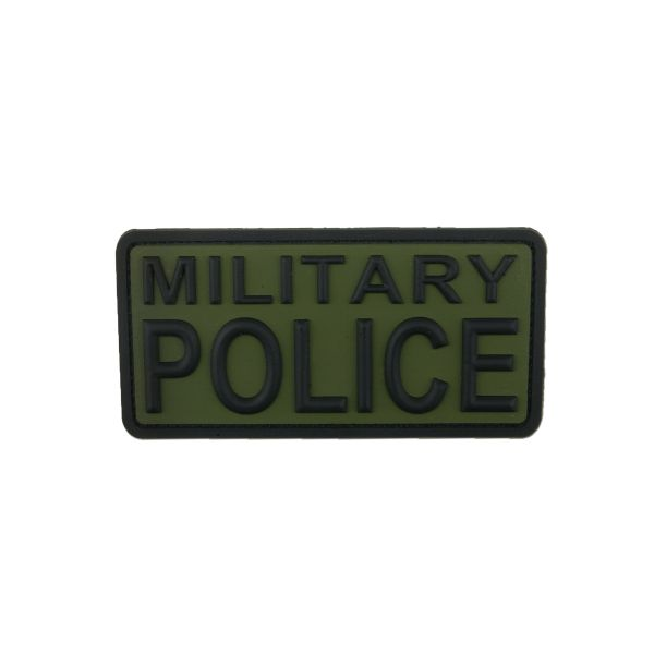 3D-Patch Military Police forest