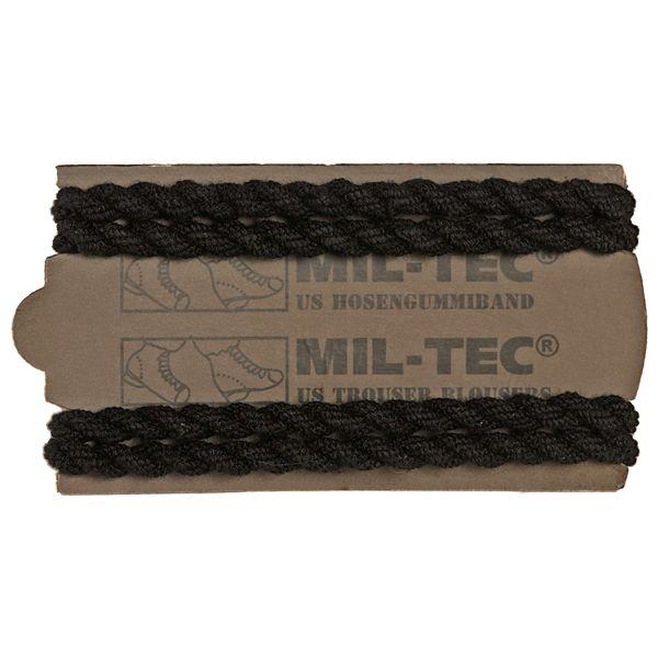 Mil-Tec US Hosengummiband 2 Paar schwarz