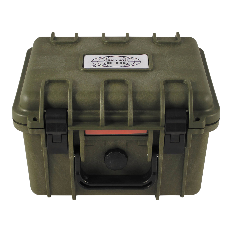 MFH Kunststoffbox wasserdicht oliv