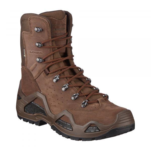 LOWA Stiefel Z-8S GTX C dark brown