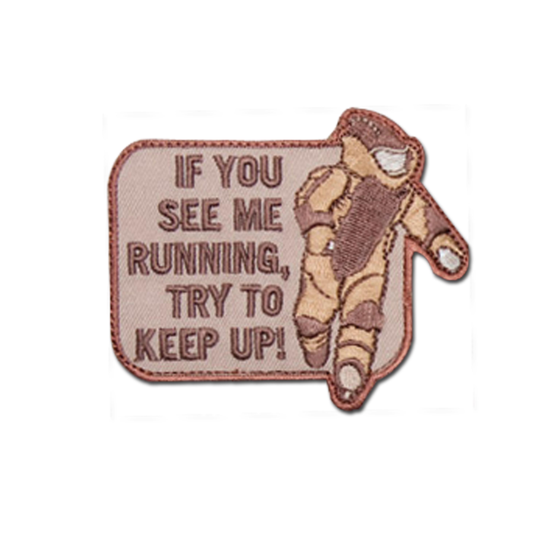 MilSpecMonkey Patch EOD Running desert