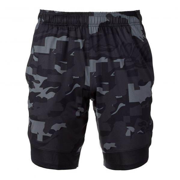 Under Armour Shorts Train Stretch Camo pitch gray