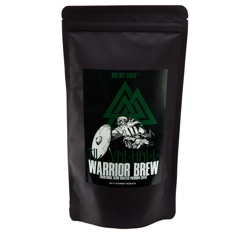Bad Day Coffee Til Valhall Warrior Brew ganze Bohne 500 g