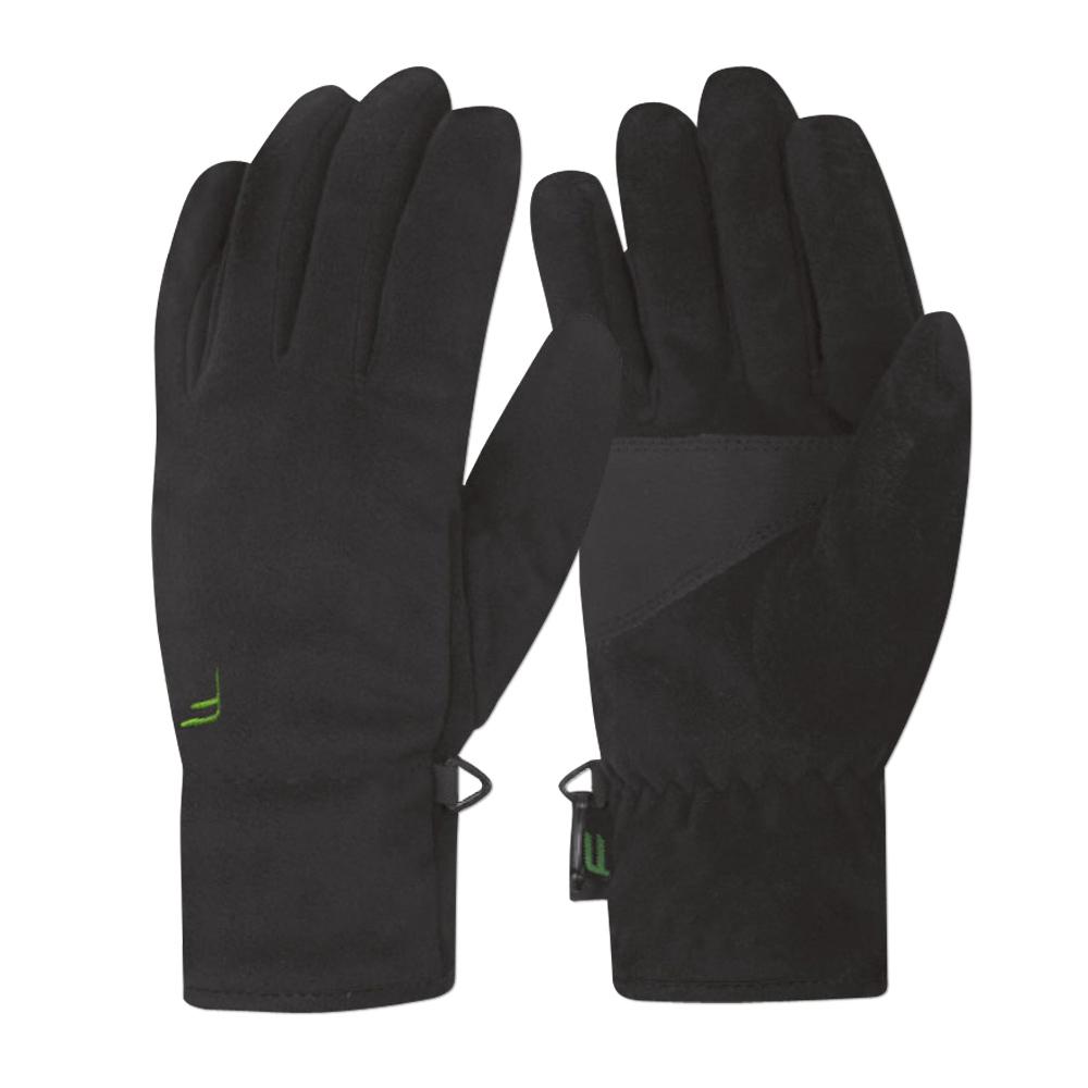 Handschuhe F Windbreaker schwarz