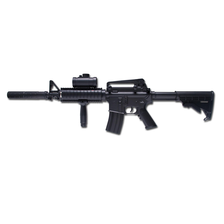 Gewehr Softair Schmeisser AR-15 Tactical elektrisch 0,5 J