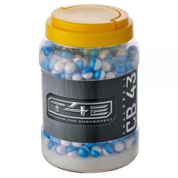 T4E Home Defense Chalk Balls Kaliber .43 500 Stück