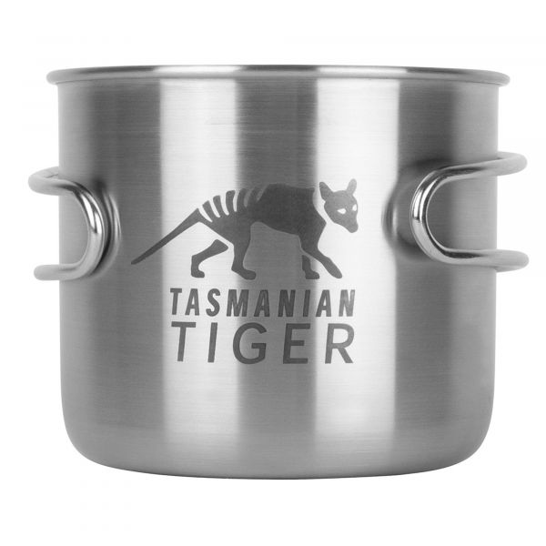 TT Becher mit Griff Handle Mug 500 ml stainless steel