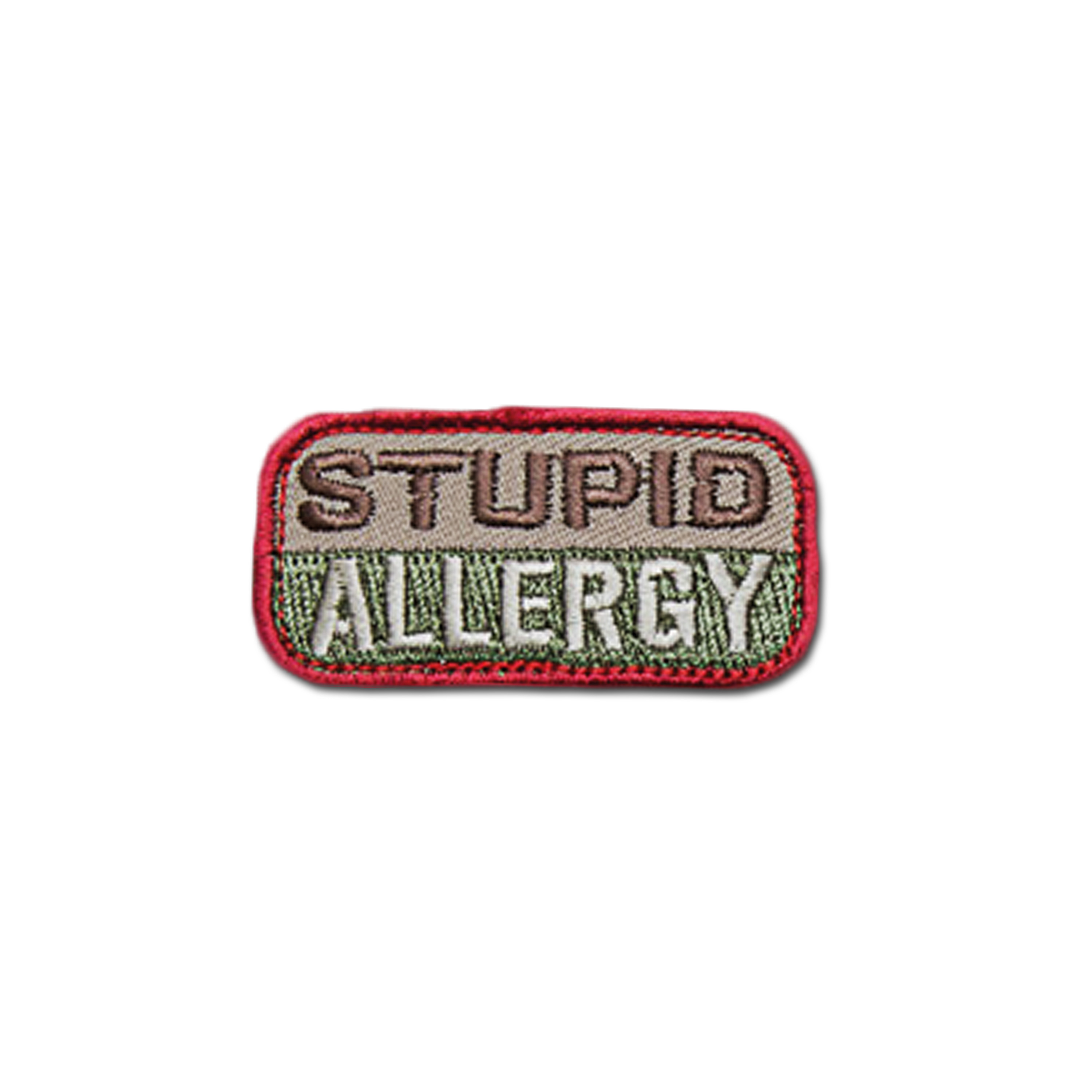 MilSpecMonkey Patch Stupid Allergie arid