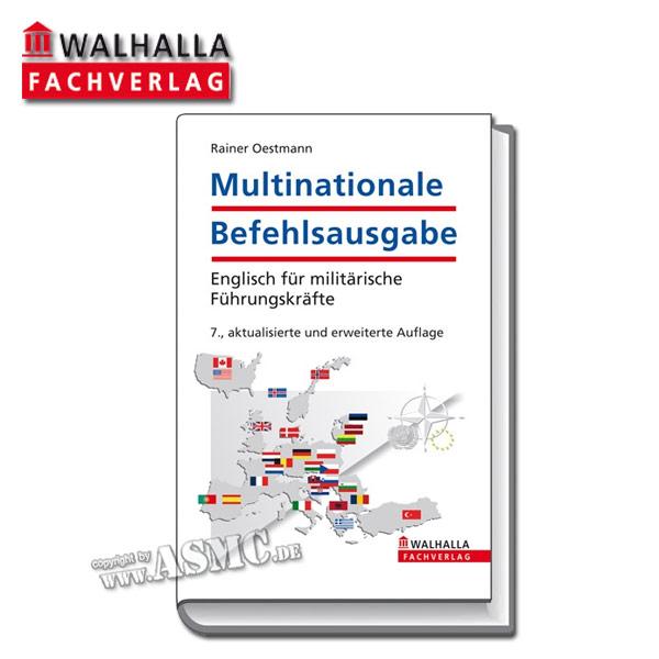 Buch Multinationale Befehlsausgabe