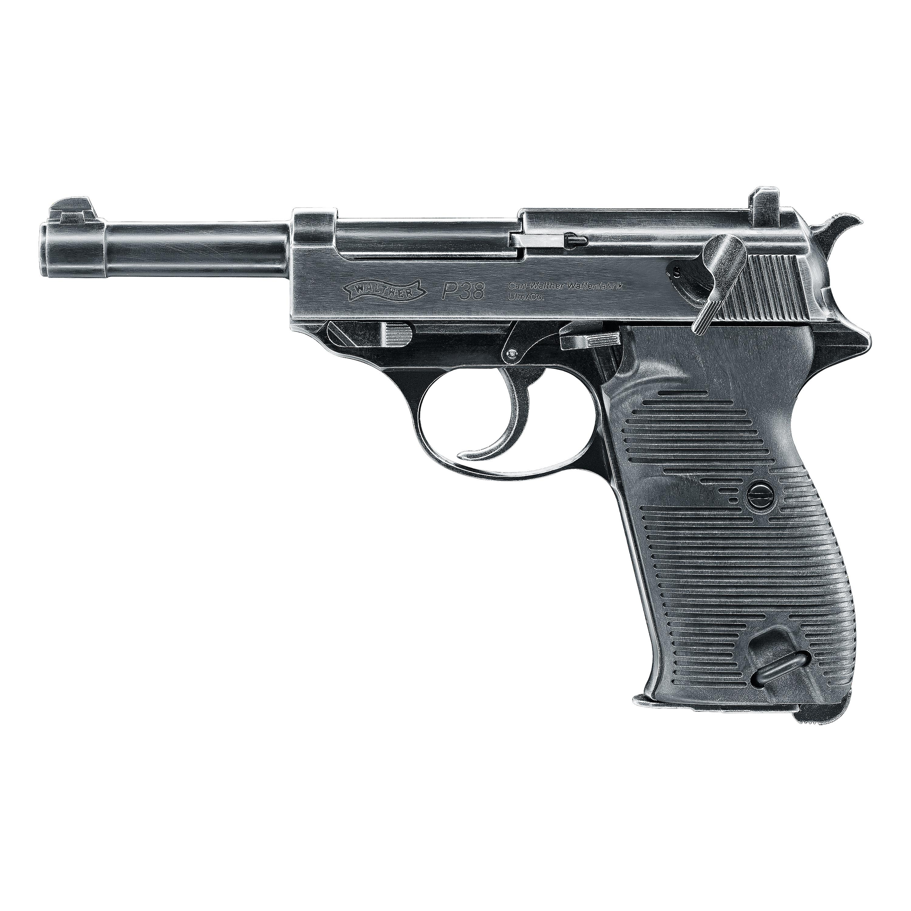 Walther Luftpistole P38 Legendary 4.5 mm