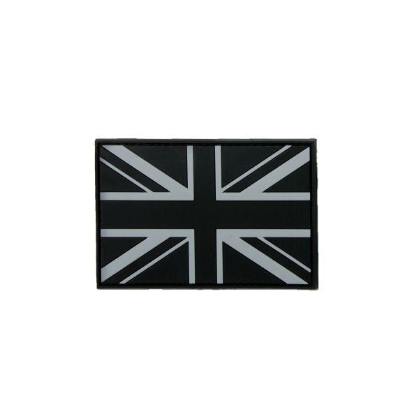 3D-Patch Großbritannien Fahne swat
