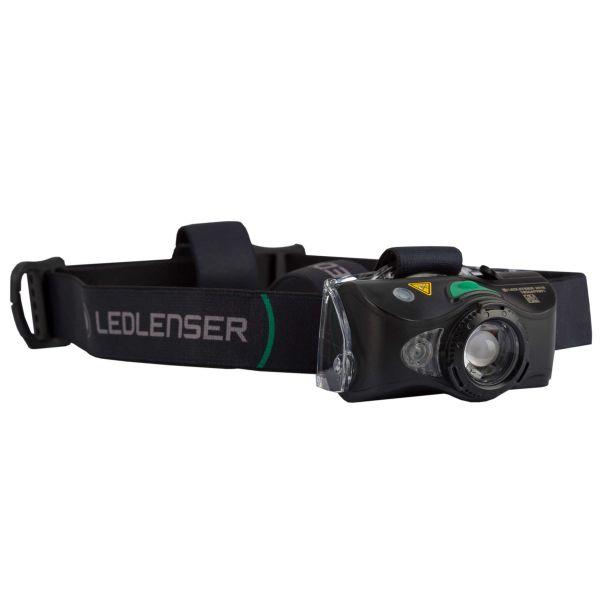 Ledlenser Stirnlampe MH8 schwarz