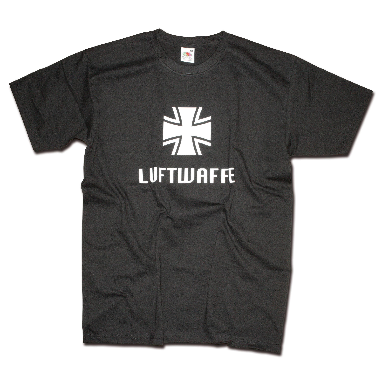 T-Shirt Milty Luftwaffe schwarz