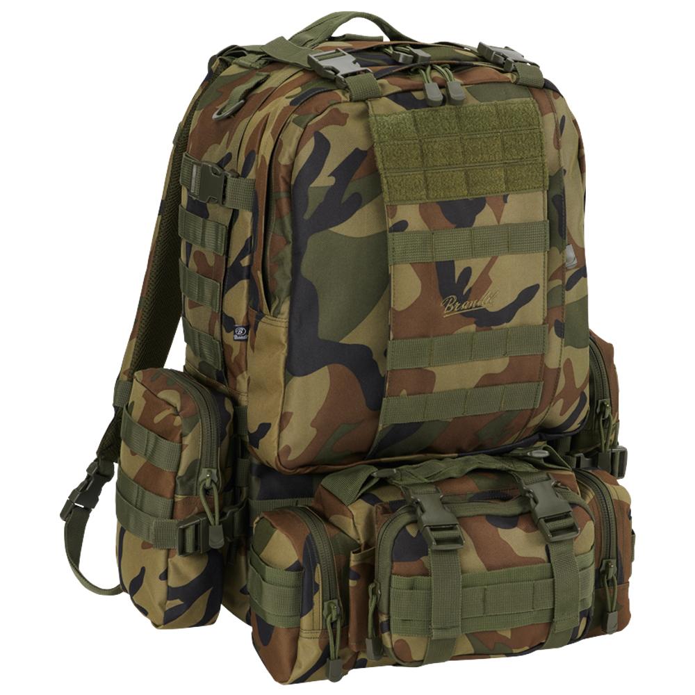 Brandit Rucksack US Cooper Modular Pack woodland