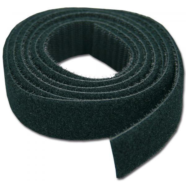 Packriemen Klett 2,5 cm schwarz