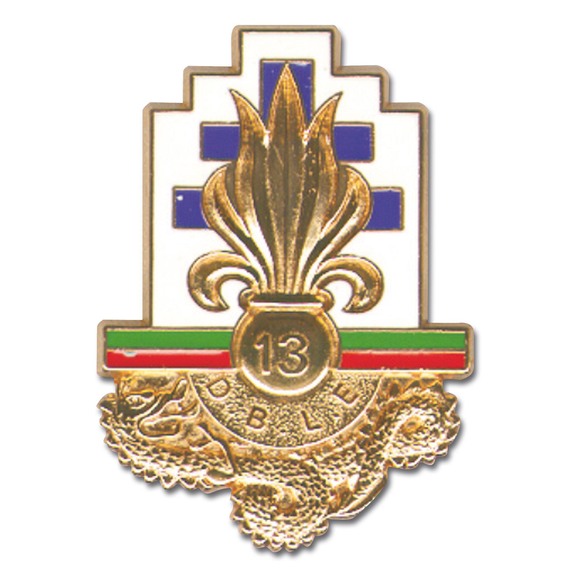 Abzeichen franz. Legion 13. DBLE