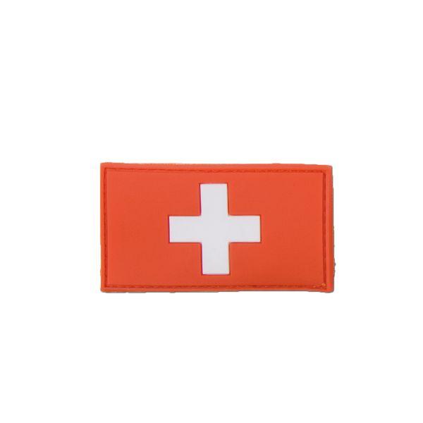 3D-Patch Swiss Flag fullcolor
