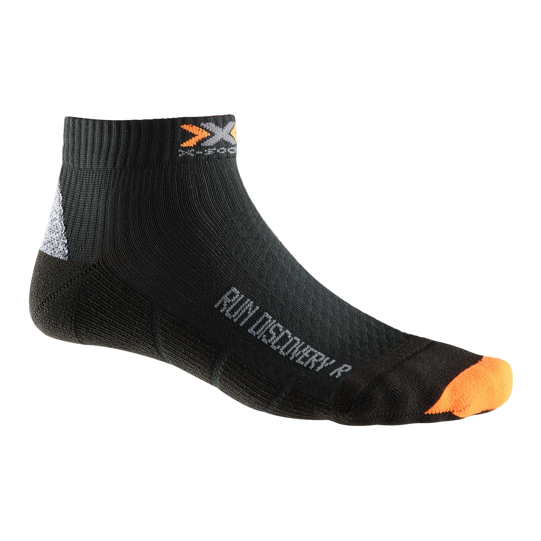 X-Socks Socken Running Discovery 2.1 schwarz
