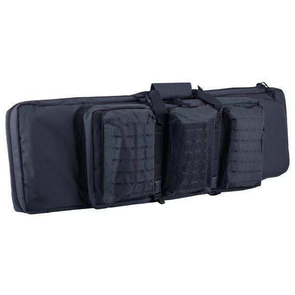 Mil-Tec Rifle Case Double schwarz