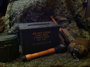 Munitionskiste US 5.56