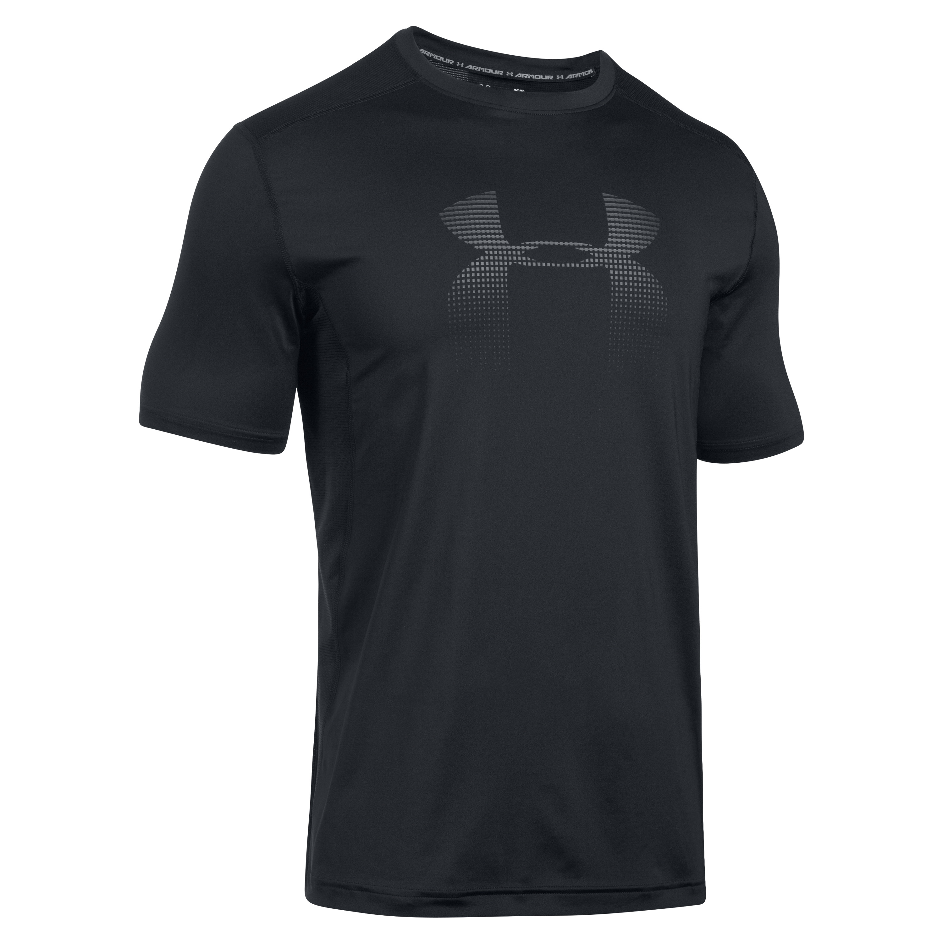Under Armour T-Shirt Raid Graphic schwarz