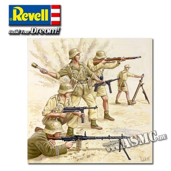 Revell Deutsches Afrikakorps WWII