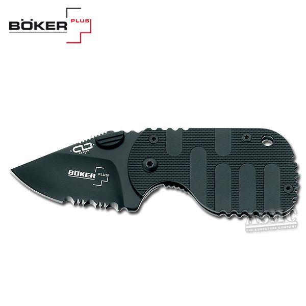 Messer Böker Subcom Folder black
