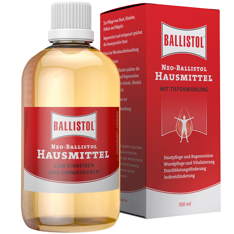 Neo-Ballistol Hausmittel 100 ml