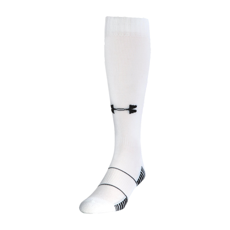Under Armour Socken Team OTC weiß-schwarz
