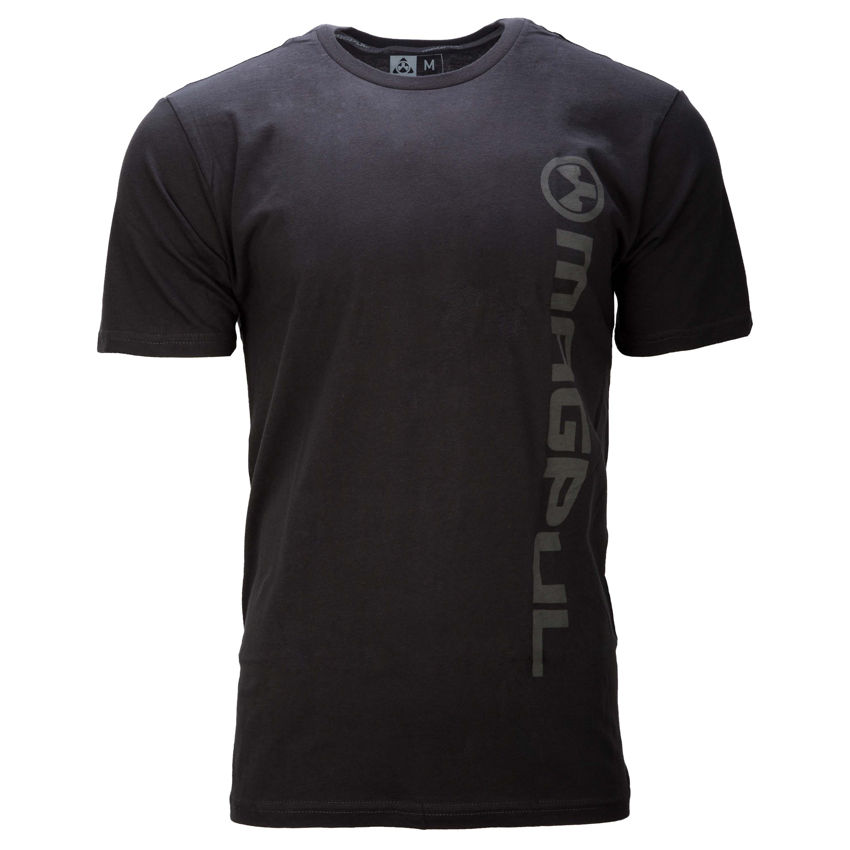 Magpul T-Shirt Fine Cotton Vert Logo schwarz