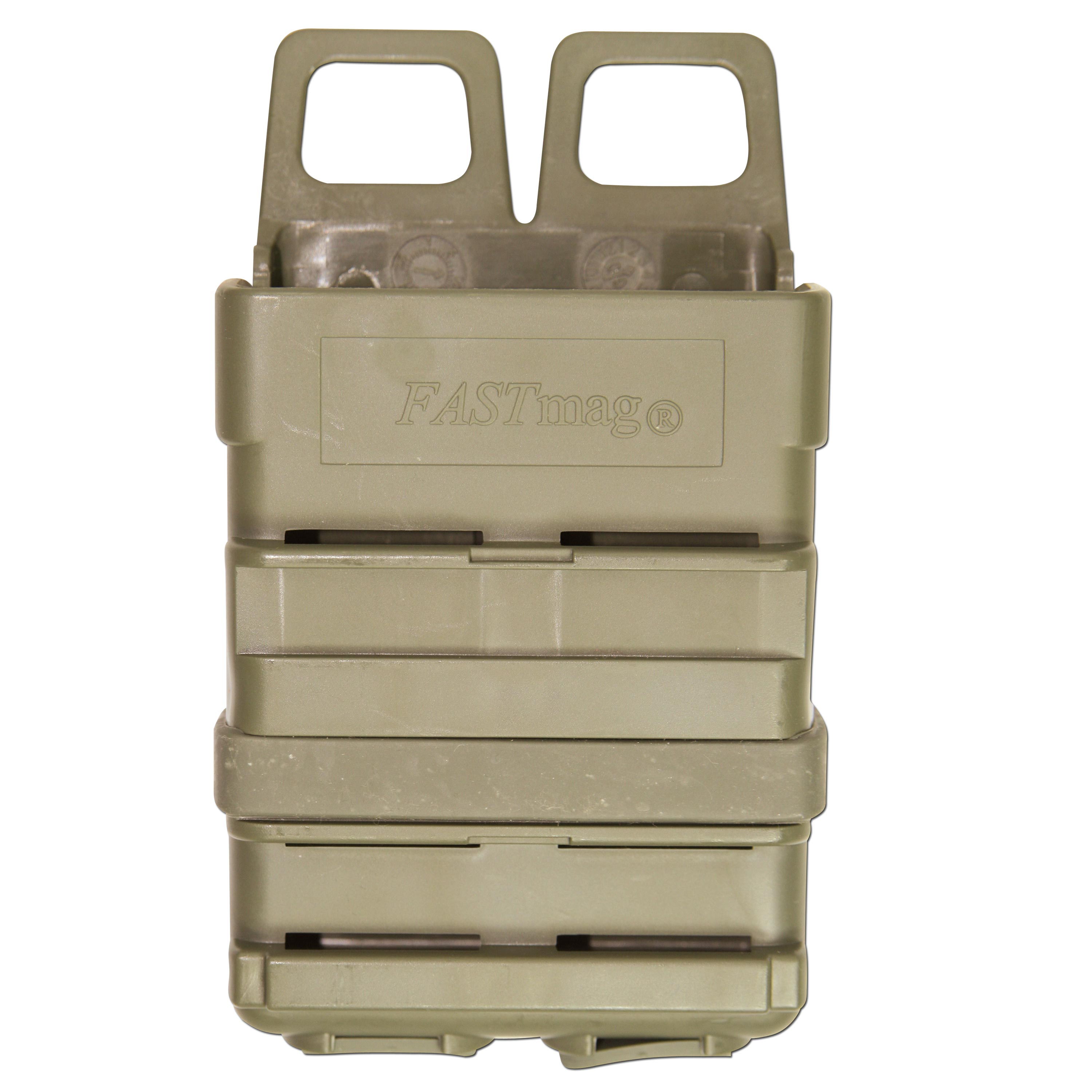 ITW Military FastMag Gen. III MOLLE tan