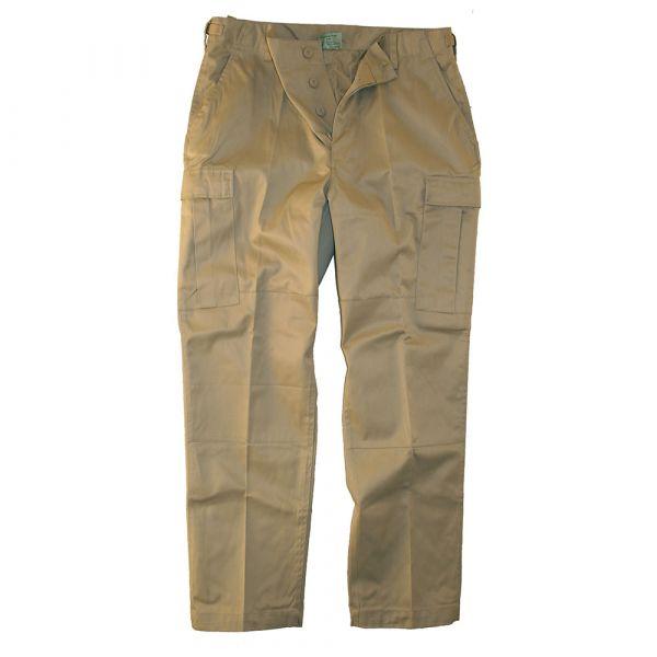 Feldhose BDU Style khaki