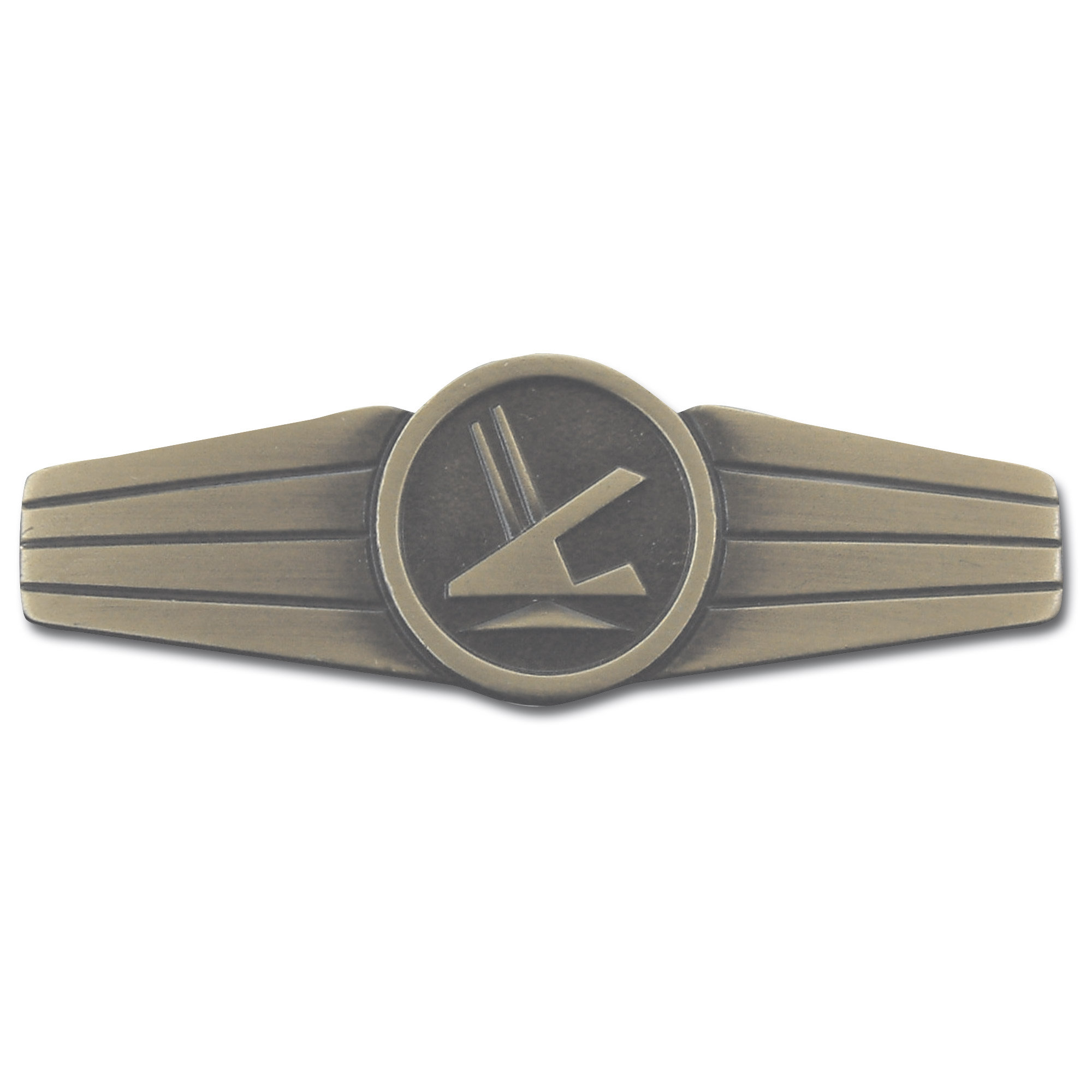 Abz. BW Sicherungspersonal Metall bronze (alt)