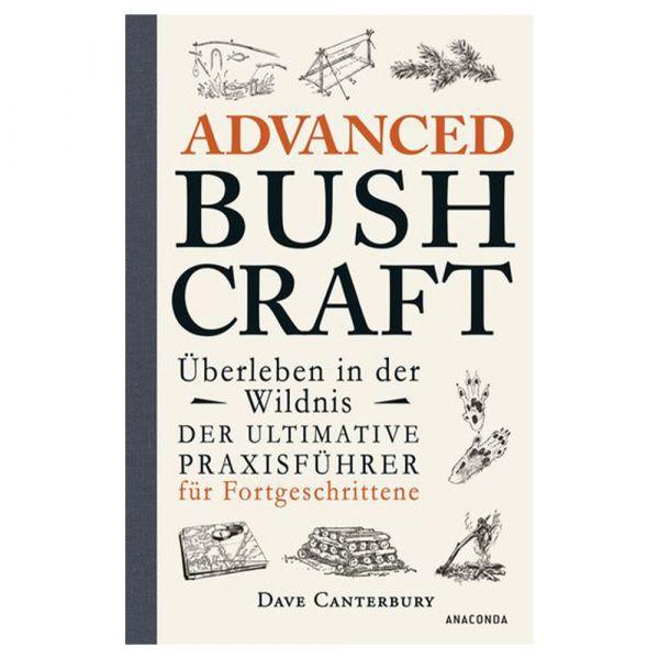 Buch Advanced Bushcraft - Überleben in der Wildnis