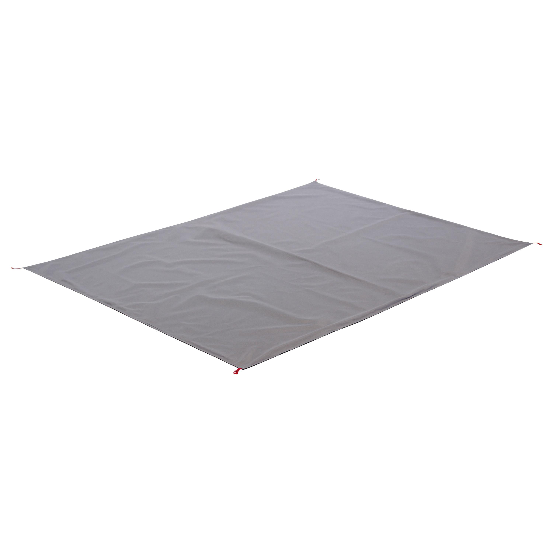High Peak Outdoor Blanket schwarz-grau