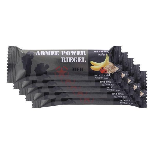 MFH Armee Power Riegel 60 g - 5 Stück