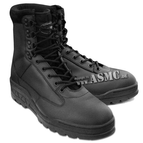 Commando Boots
