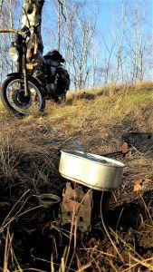Trangia in Buschbox