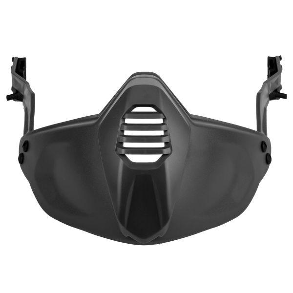 FMA Airsoft Schutzmaske zur Helmmontage schwarz