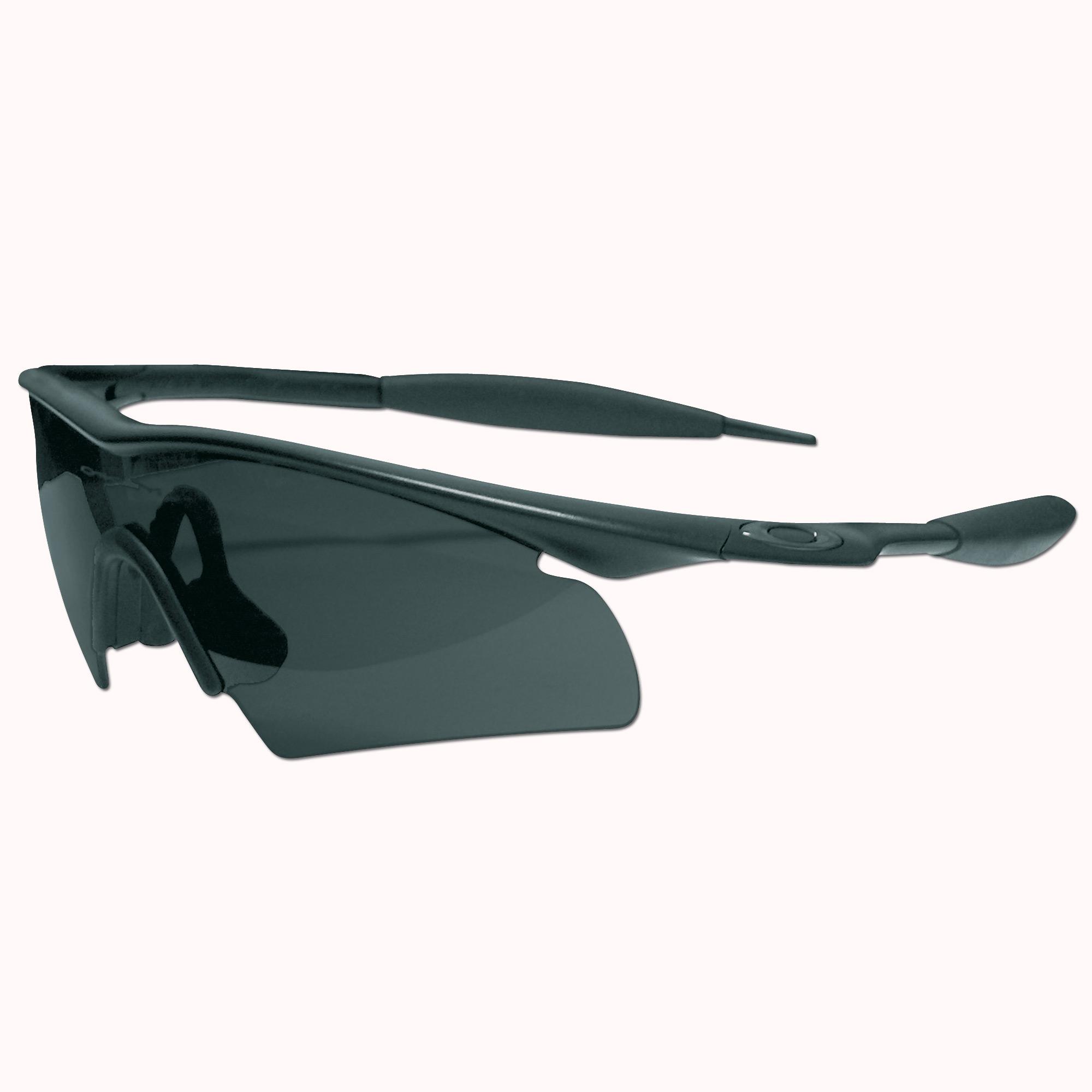 Sonnenbrille Oakley M-Frame Hybrid black/grey