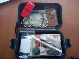 ideal für Survival-Kits
