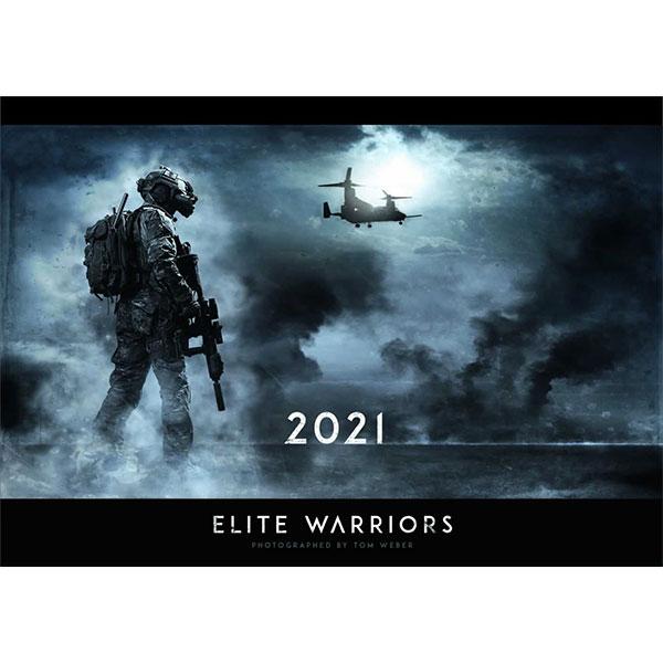Milpictures Wandkalender 2021 Elite Warriors A2