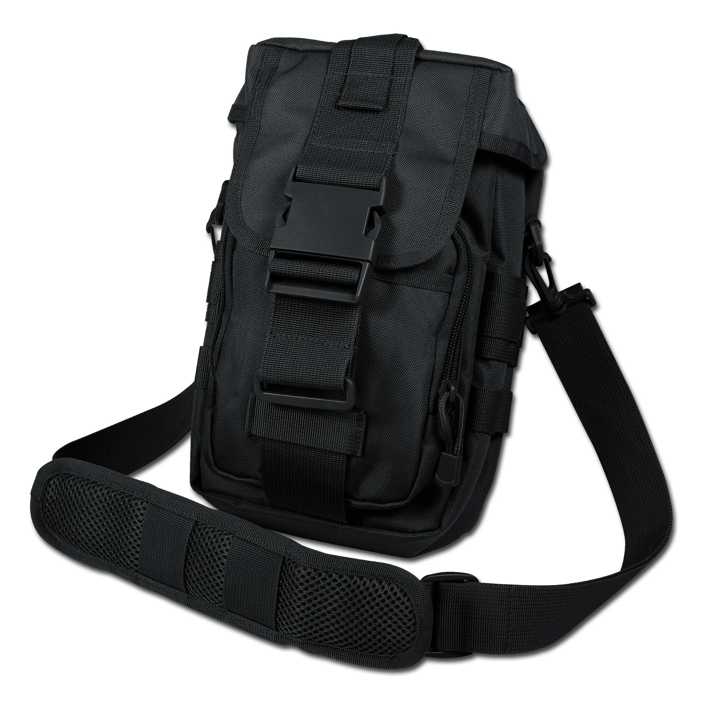 Schultertasche Rothco Tactical Flexipack MOLLE schwarz