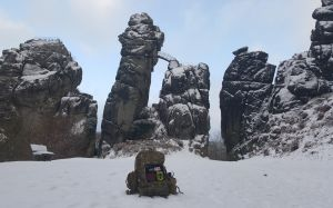 Wandertour im Teutoburgerwald