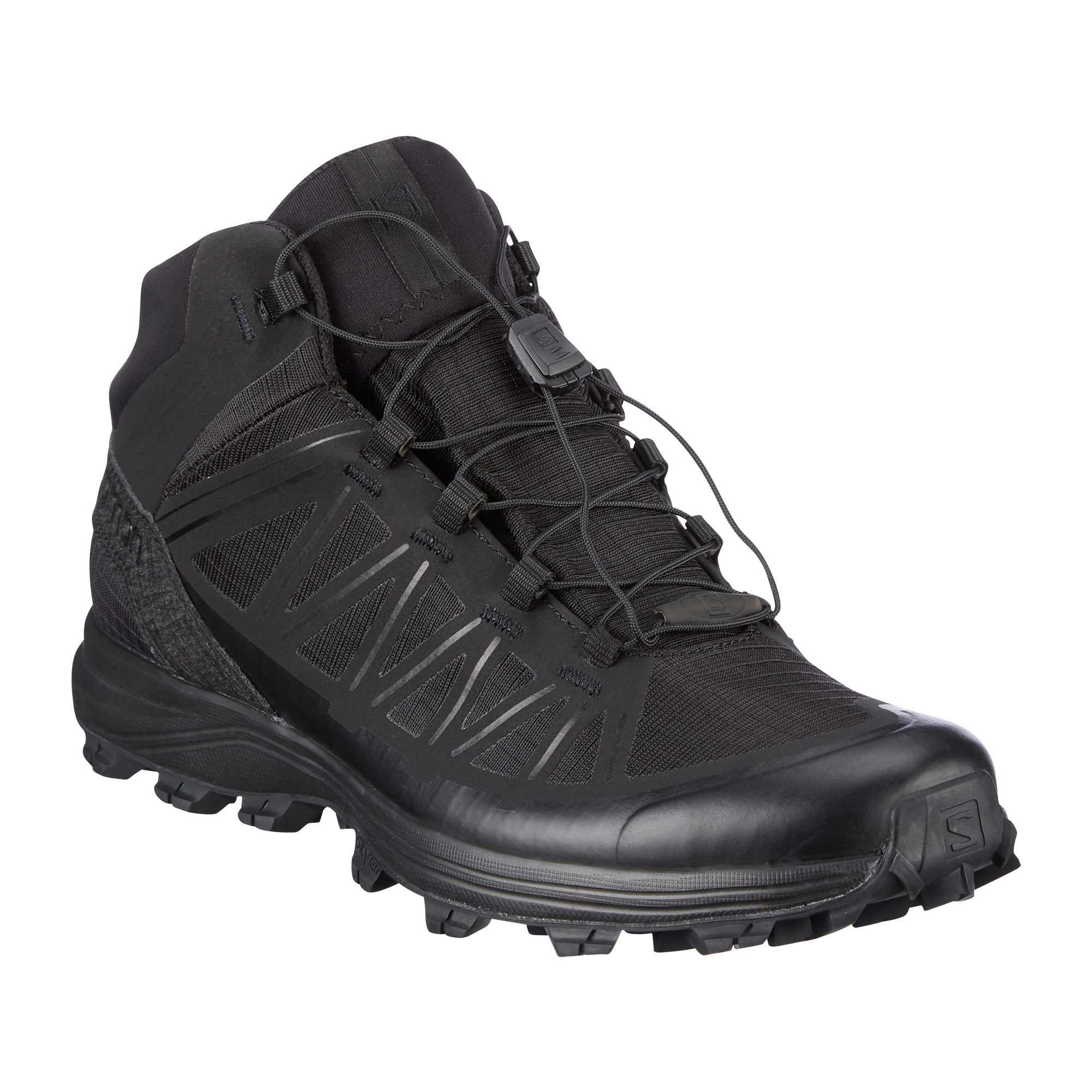 Salomon Schuhe Speed Assault Forces schwarz