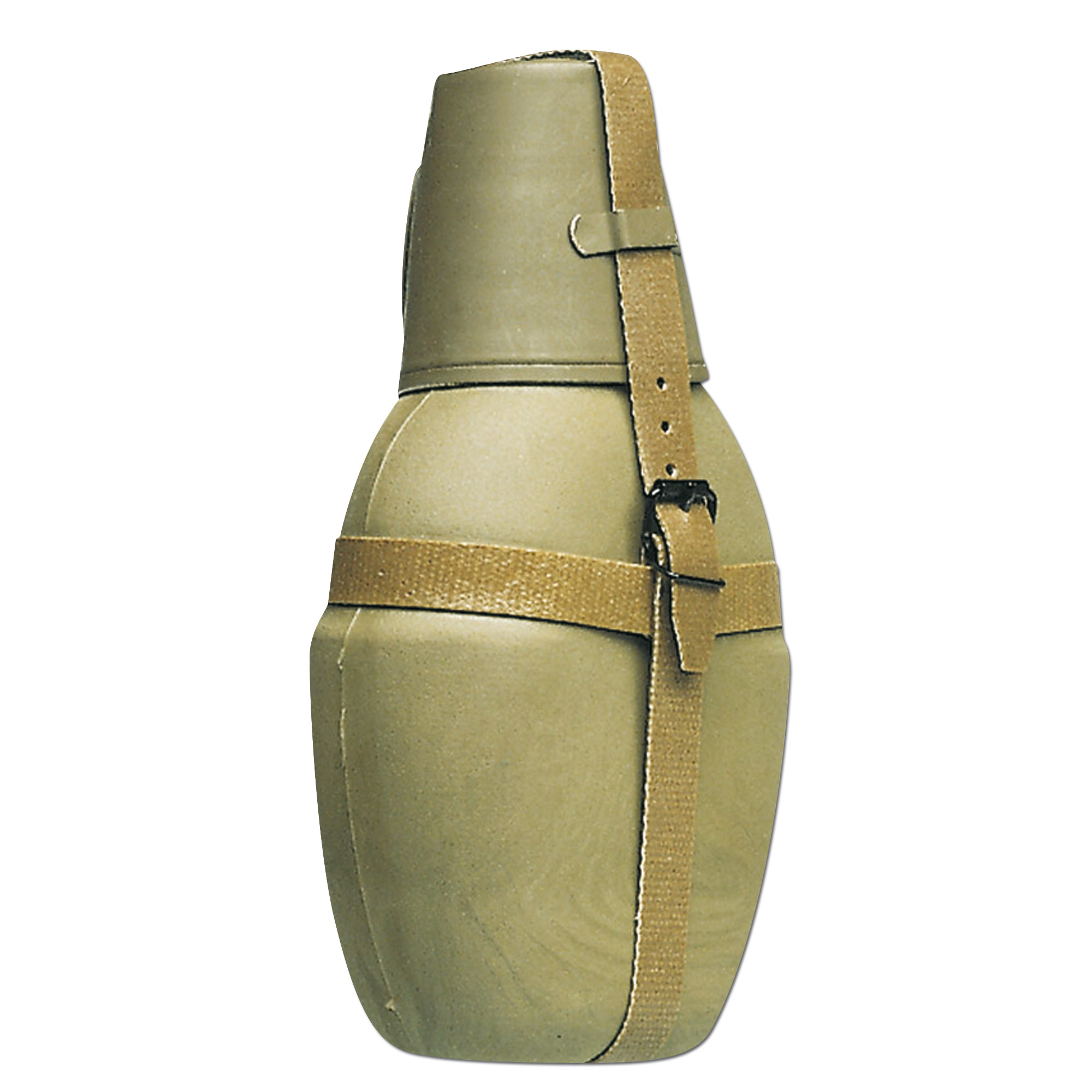 NVA Feldflasche mit Neoprenhülle gebraucht/neuwertig