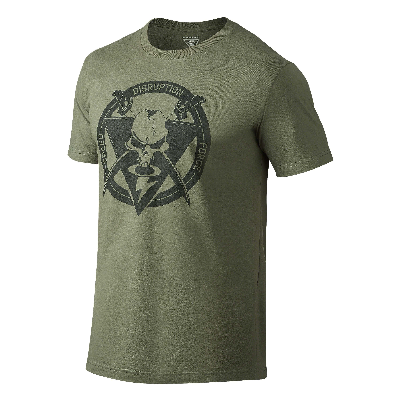 Oakley Tshirt SDF Tee oliv